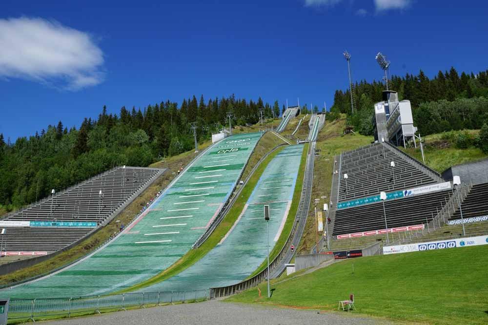 Olympiaschanze Lillehammer