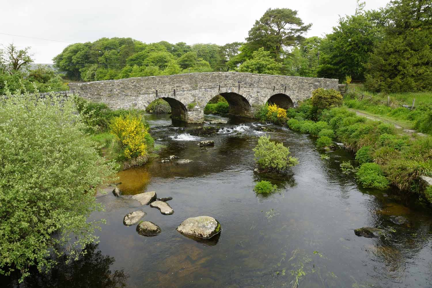 Dartmoor, Two Bridges