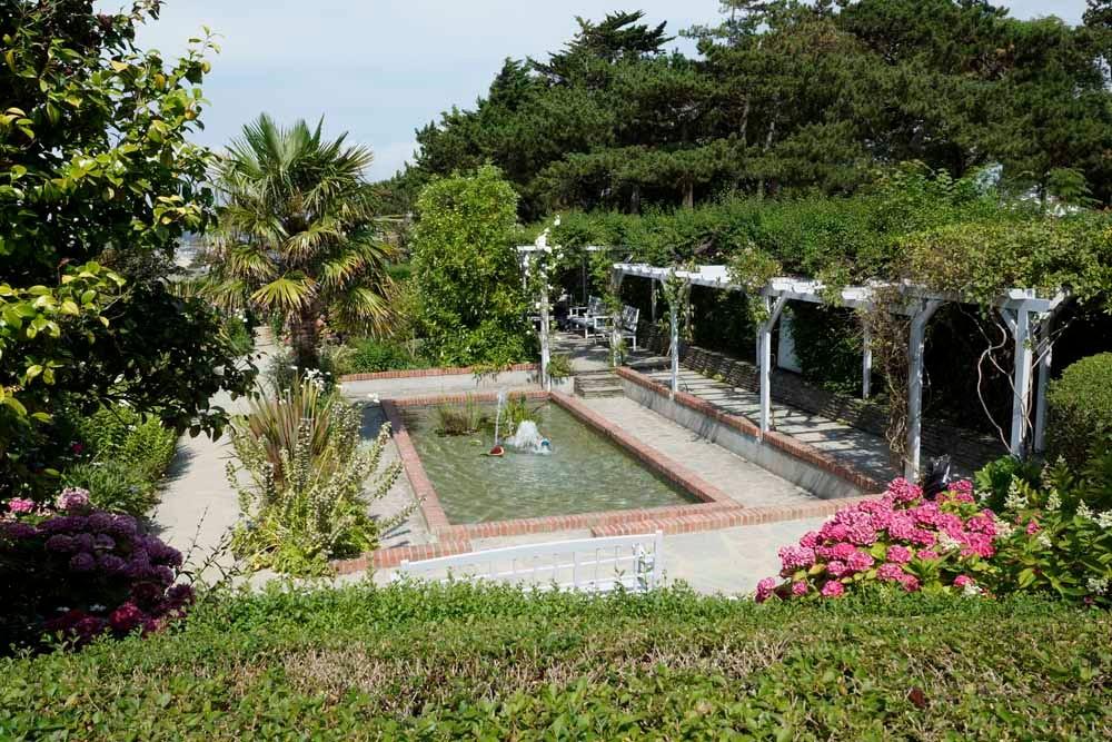 Garten Christian Dior