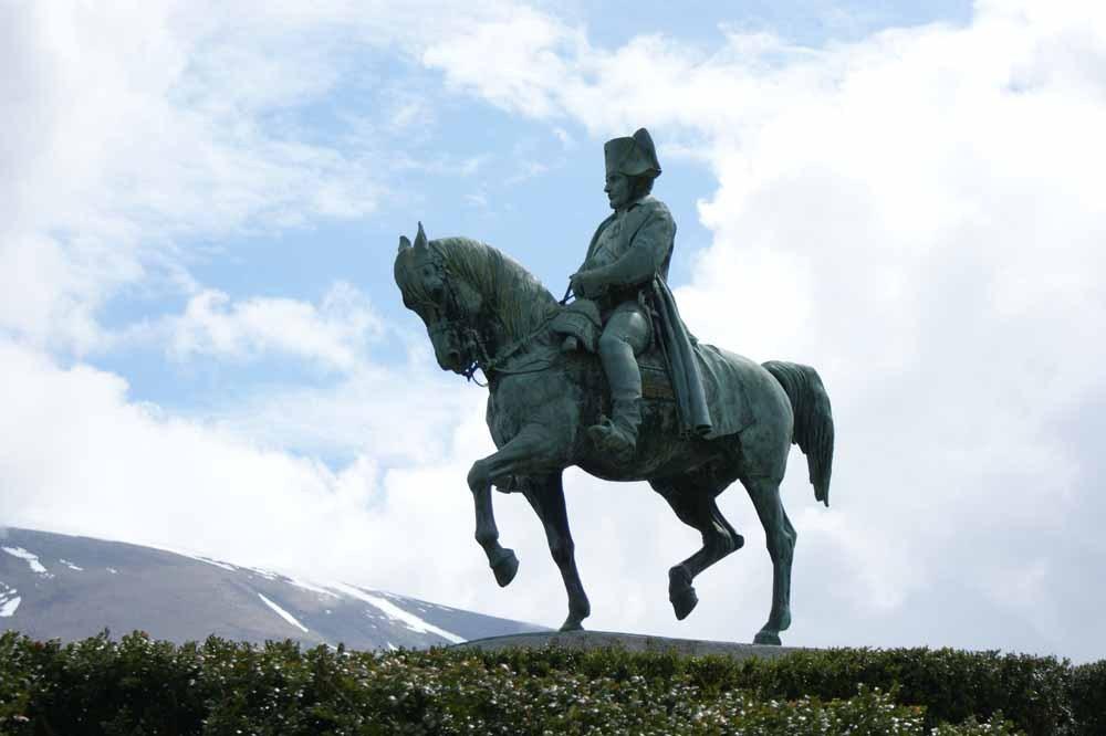 Napoléon Denkmal