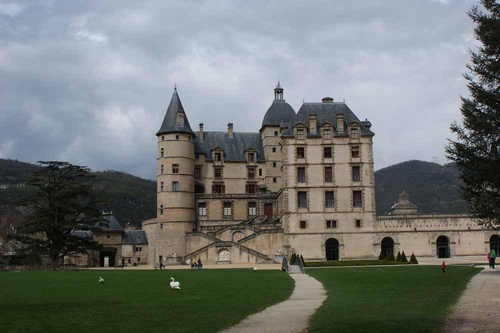 Schloss Vizille