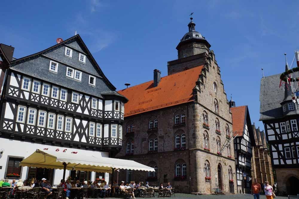 Alsfeld / Deutschland