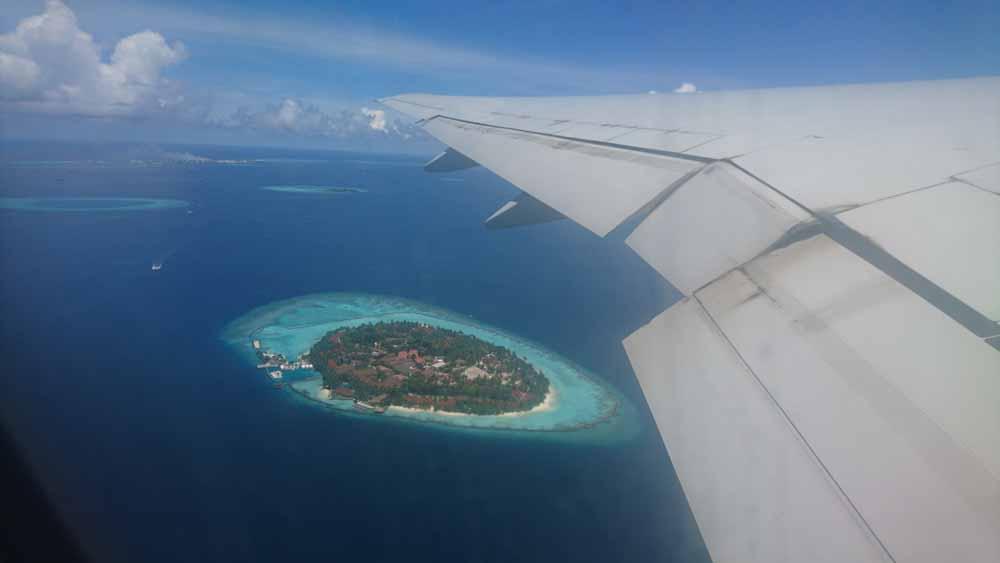 Malediven -  wir kommen!