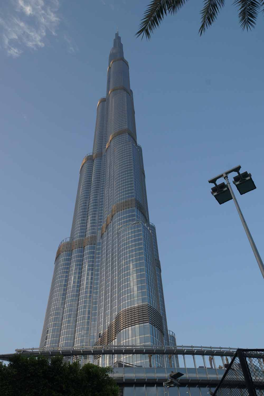 Burj Khalifa 828 m