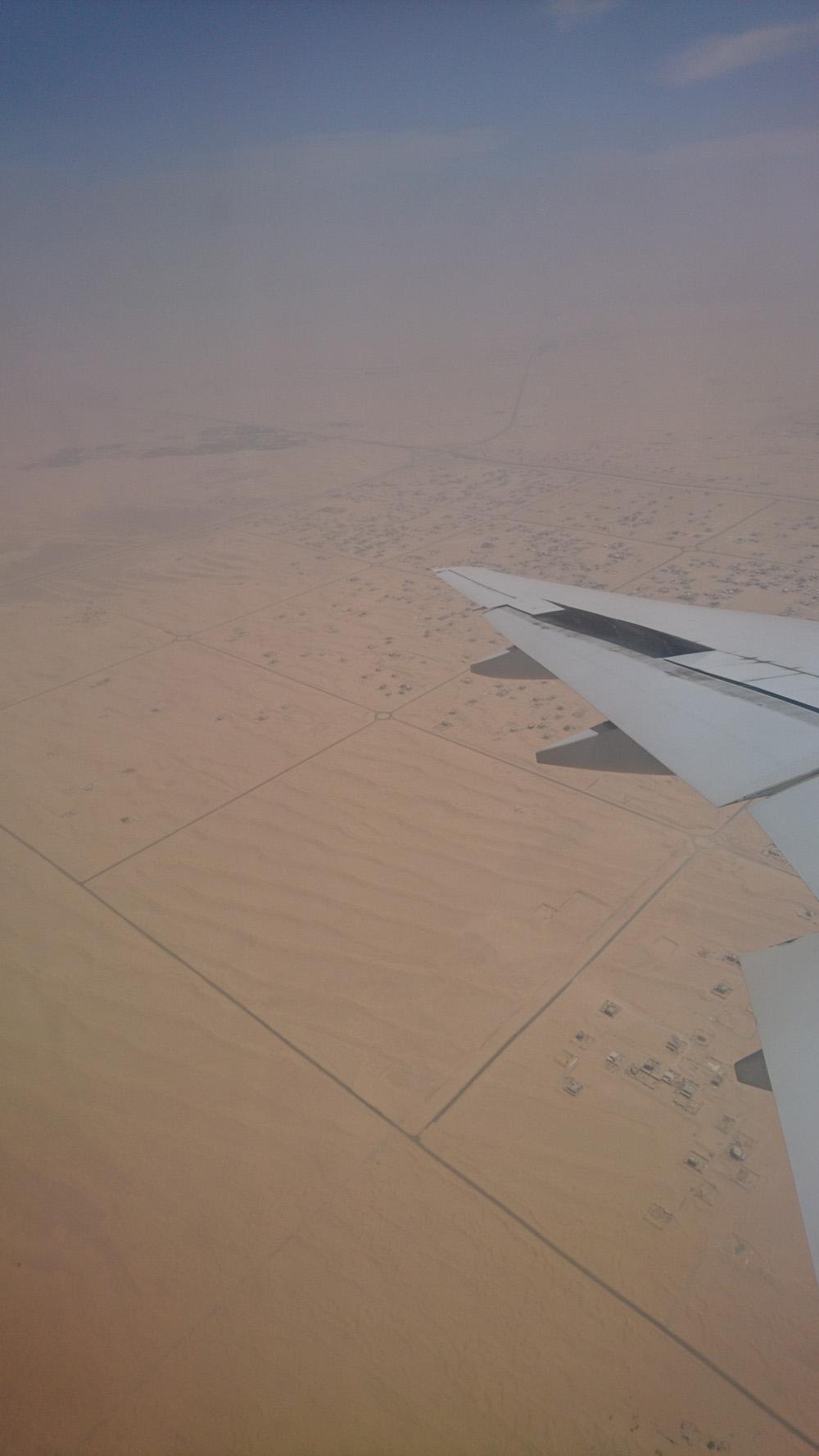 Weiter nach Dubai