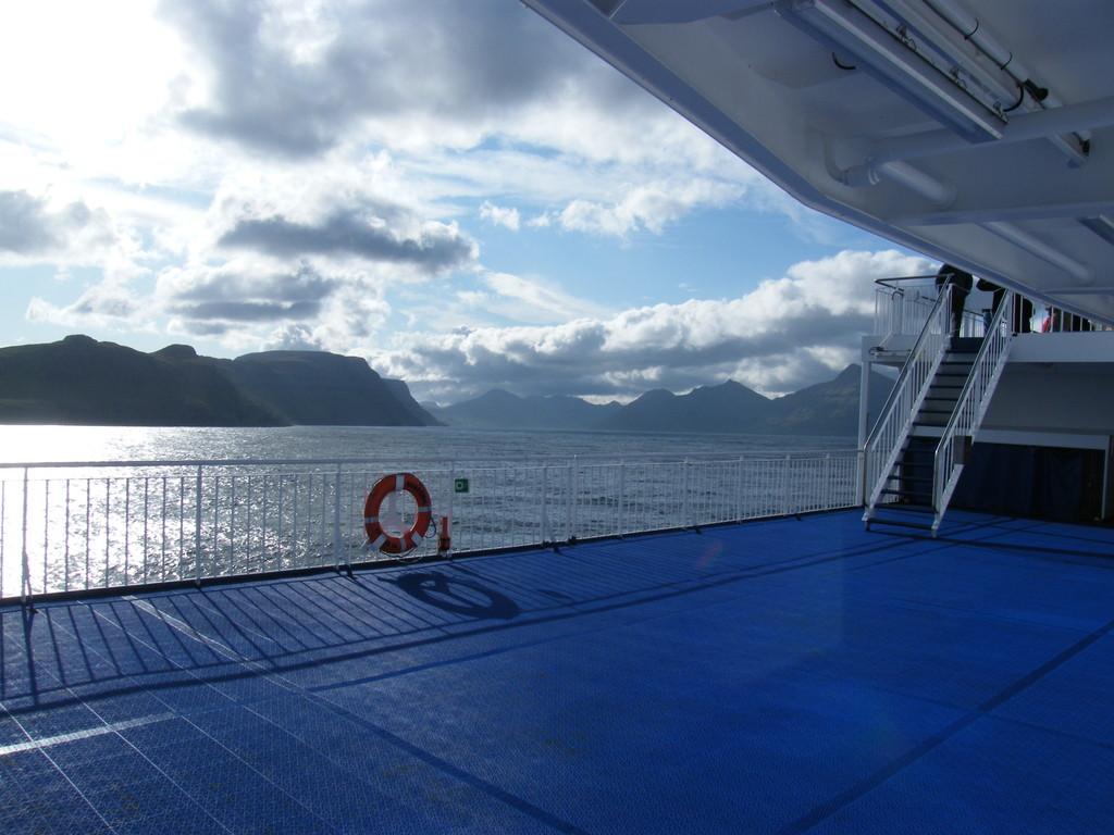 En route pour l'Islande !