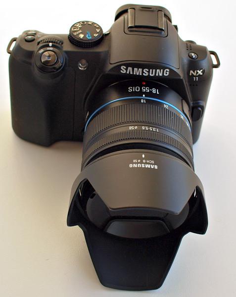Samsung 18-55/3.5-5.6 OIS