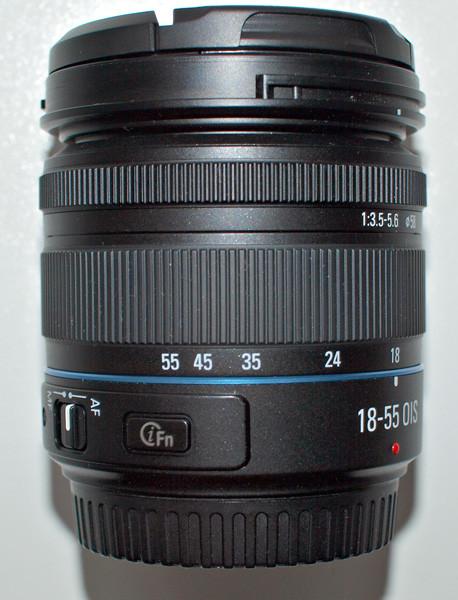 Samsung NX 18-55/3.5-5.6 OIS