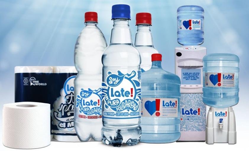Agua 100% Solidaria