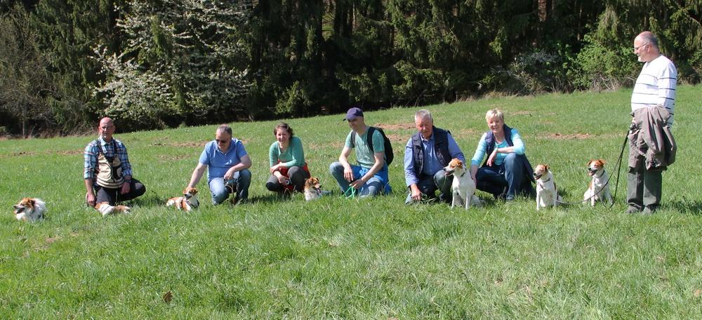 von li: Chester, Dayla, Finja, Cassy, Conner, Bonnie,Maya