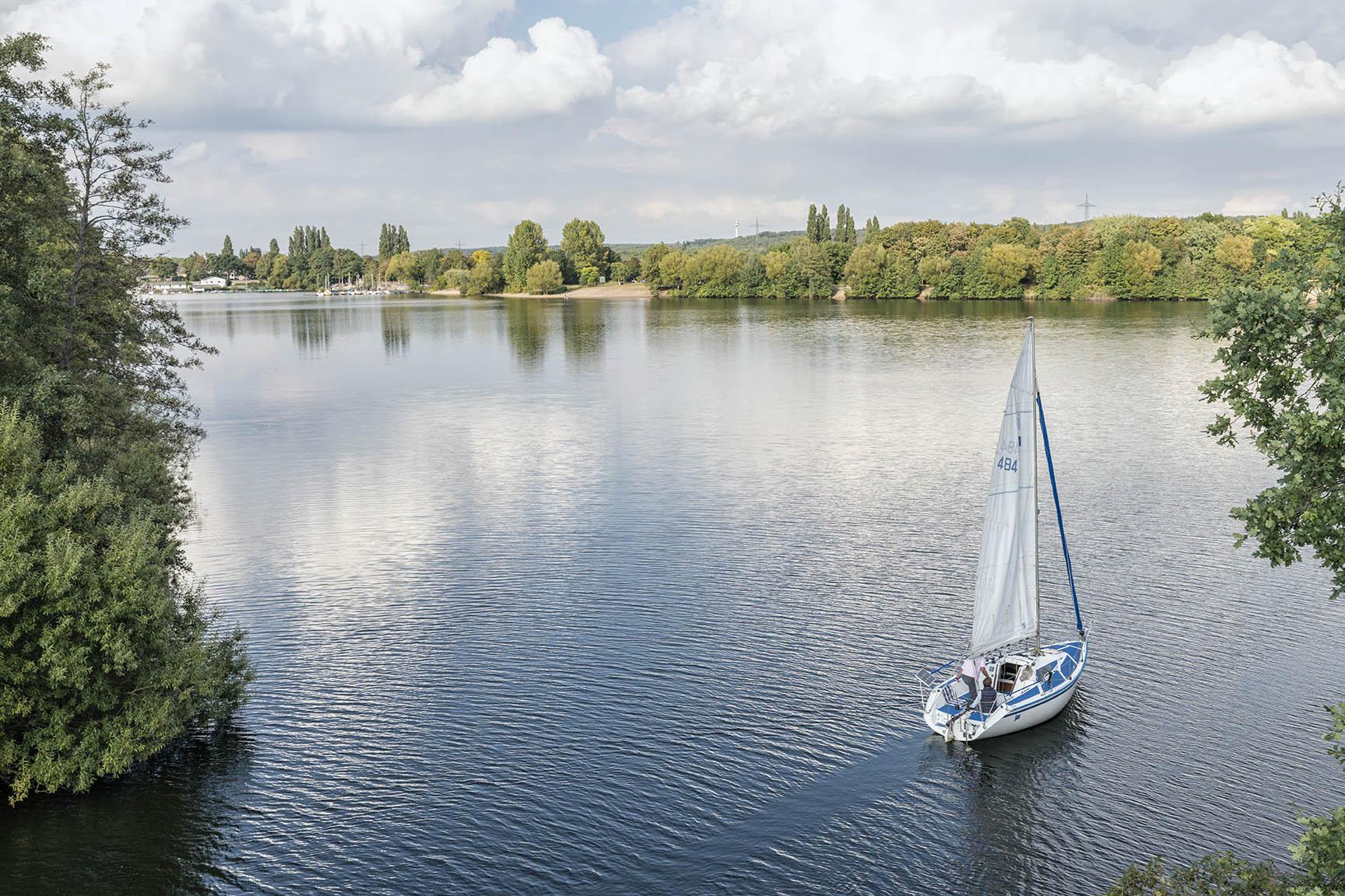 Duisburg-Wedau, 6-Seen-Platte
