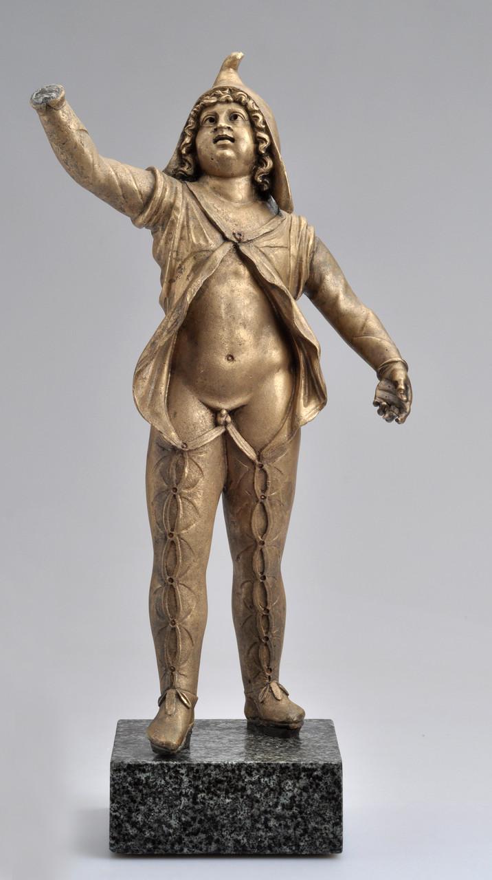 Statuetta di Attis, II-III secolo d.C. Bronzo, altezza 35 cm Rheinisches Landesmuseum Trier Treviri, Germania