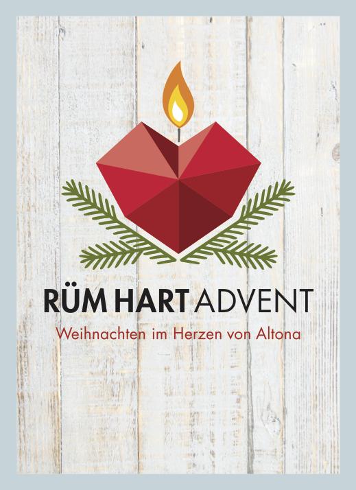 Rüm Hart Advent in Altona
