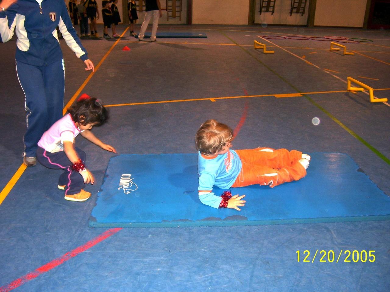 Festa di Naltale 2005 - Percorso cambio palla