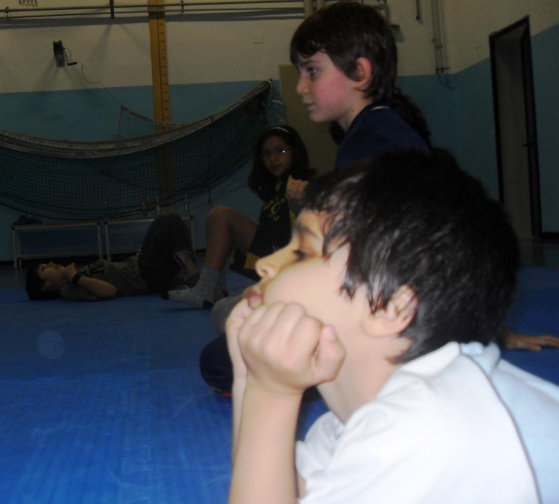 Corso di Judo ott-dic 2010