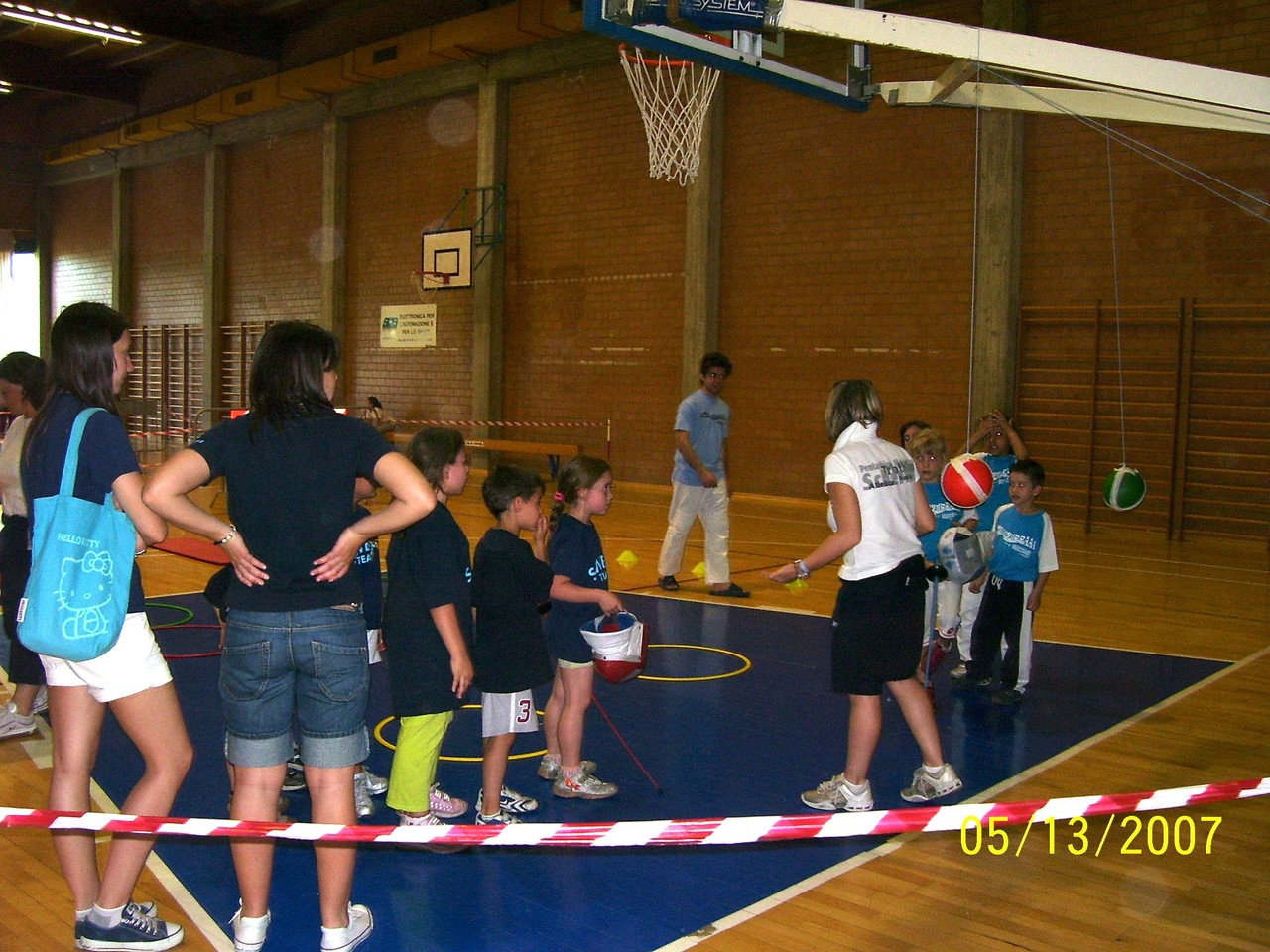 "Mo.Torneo Maggio 2007 - Basket - c/o Palestra S.M. ""Ferraris"""