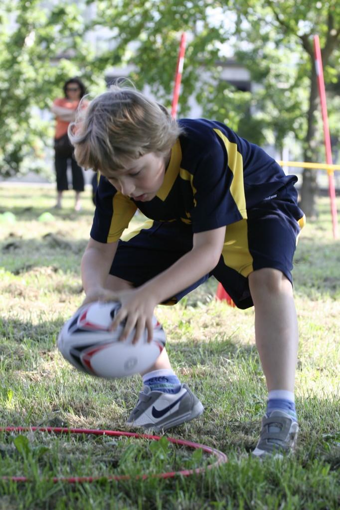 "Mo.Torneo Maggio 2007 - Rugby c/o Palestra S.M. ""Ferraris"""