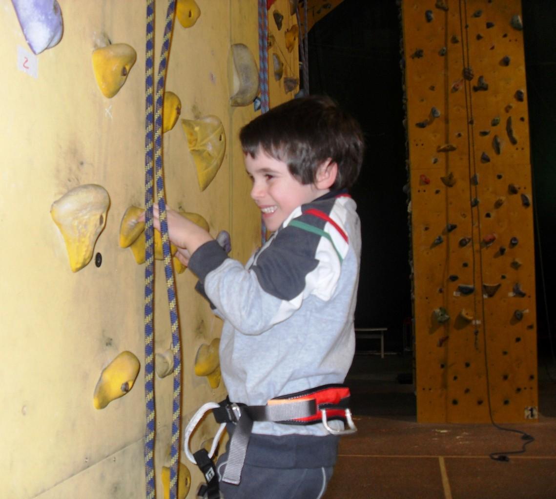 Corso d'arrampicata gen-feb 2011