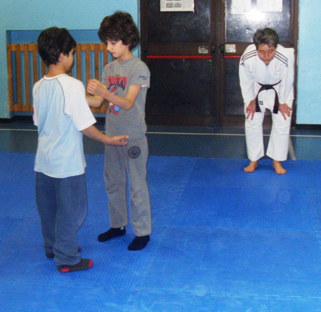 Corso di Judo ott-dic 2010 - tecnica