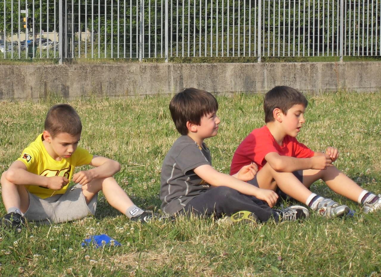 CORSO di RUGBY con Marco Rizzi mar-apr 2011