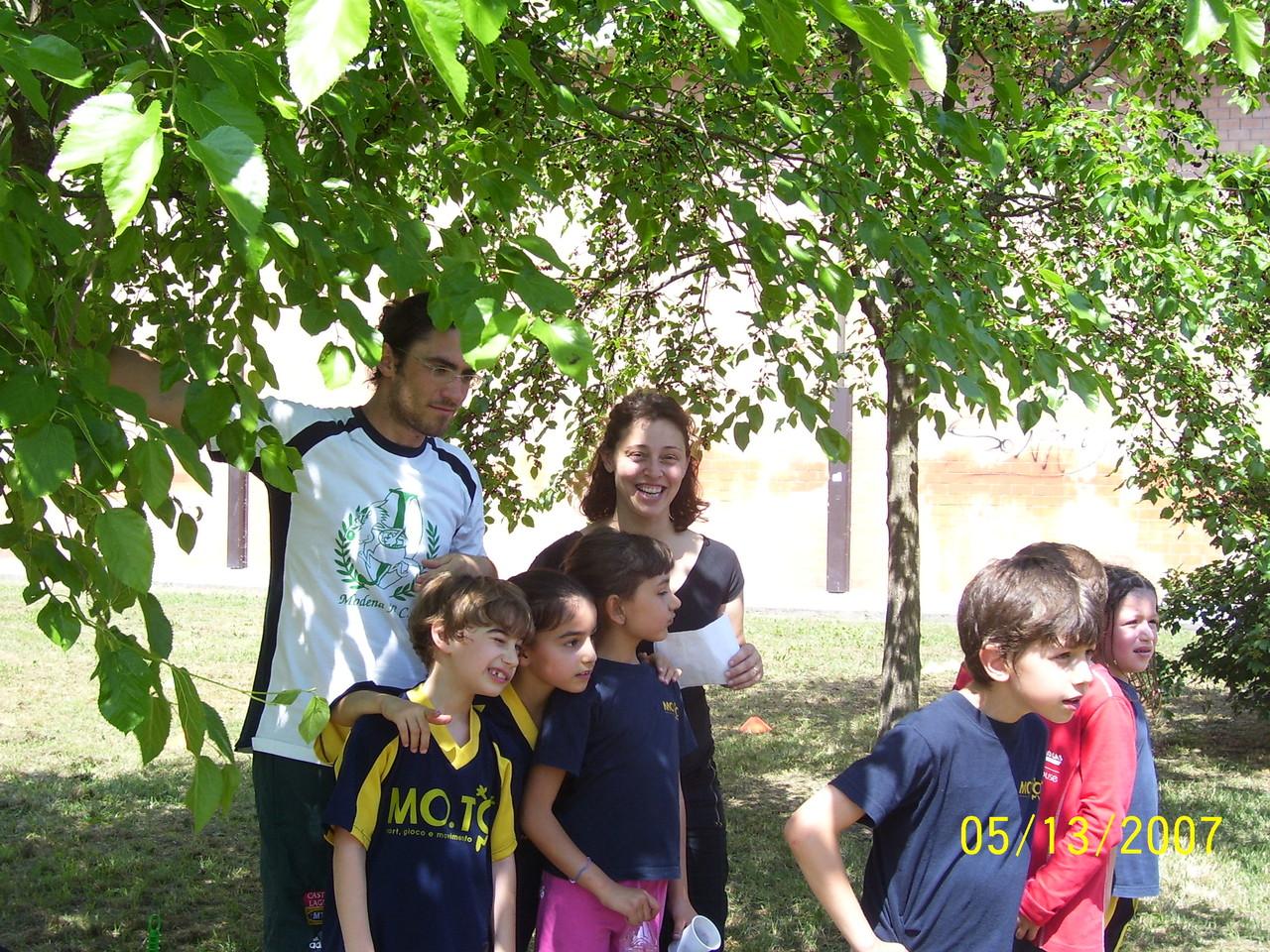 """Mo.Torneo Maggio 2007 - Atletica- c/o Palestra S.M. """"Ferraris"""""""