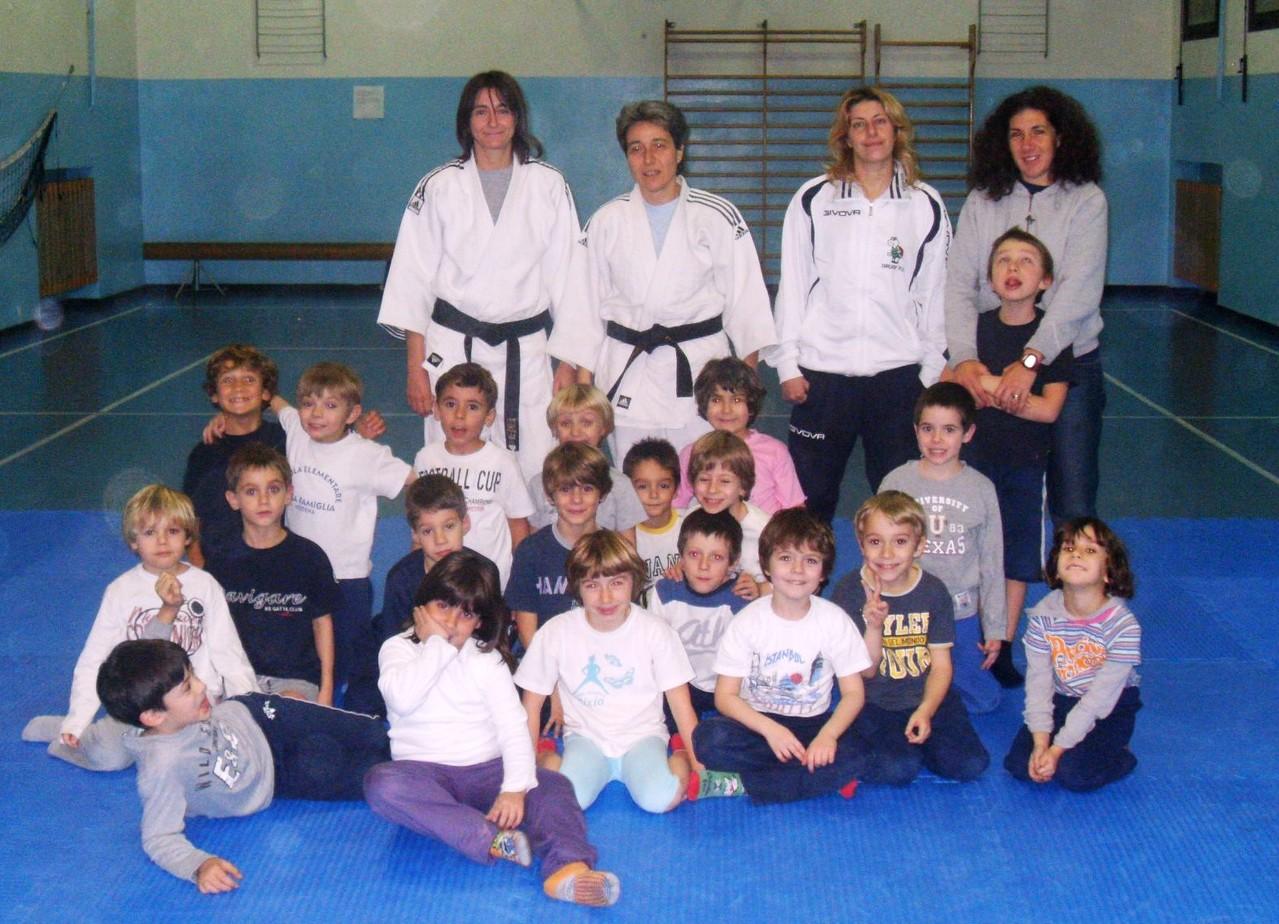 Corso di Judo ott-dic 2010 - lotta a terra