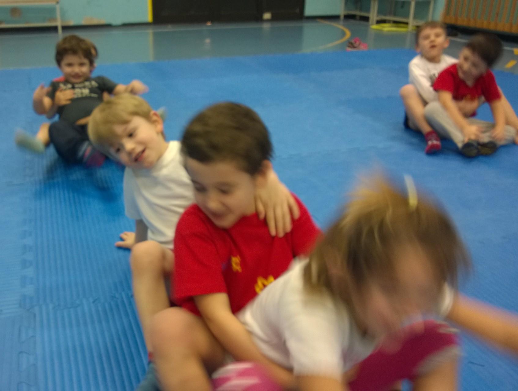 Corso Judo 2014-2015 con Lucia & Alessandra del Geesink Team