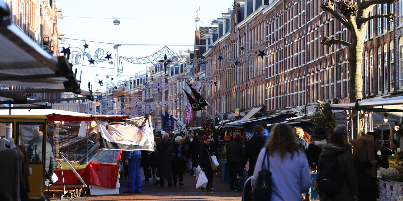 Amsterdam De Pijp Amsterdam Blog