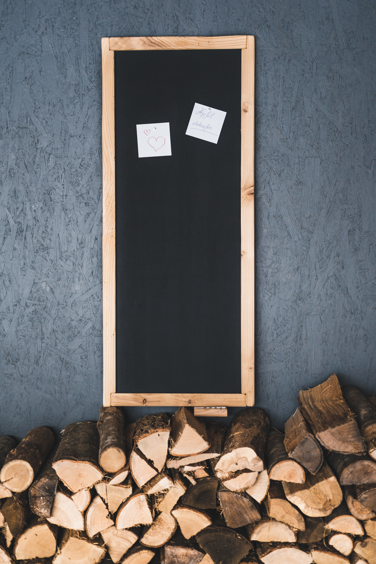 Pinboard magnetisch - Fichte Atlholz