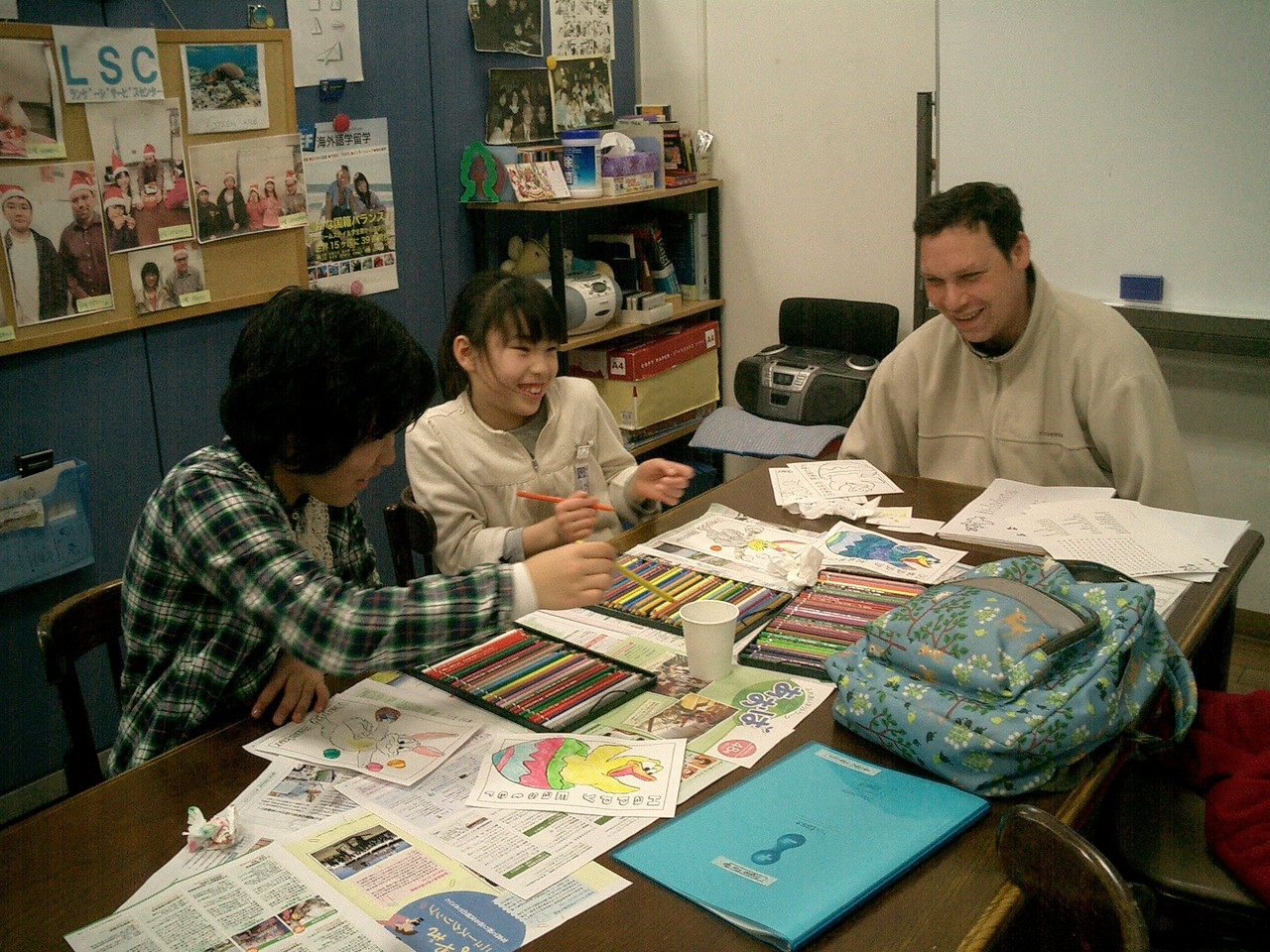 Have fun! Let's enjoy English lesson together.