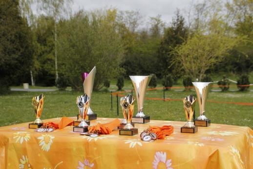 Pokale 2016 Siegerehrung und Ausstellung