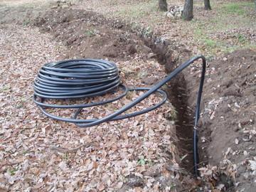 Déroulement du tuyaux