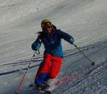 Telemarkunterricht, Telemark, Freeheel
