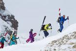 Freeriding, Offpiste, Powder, Tiefschnee, Skitouren