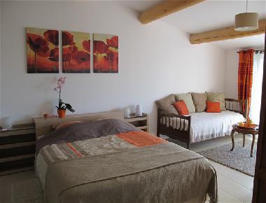 Chambres dsimplequotehotes à Bédoin dans le Vaucluse - Lou Cardalines.