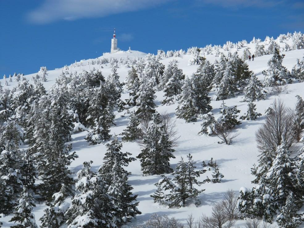 loucardaline-bedoin-ventoux-chambre d hotes-neige-rando raquettes-ski