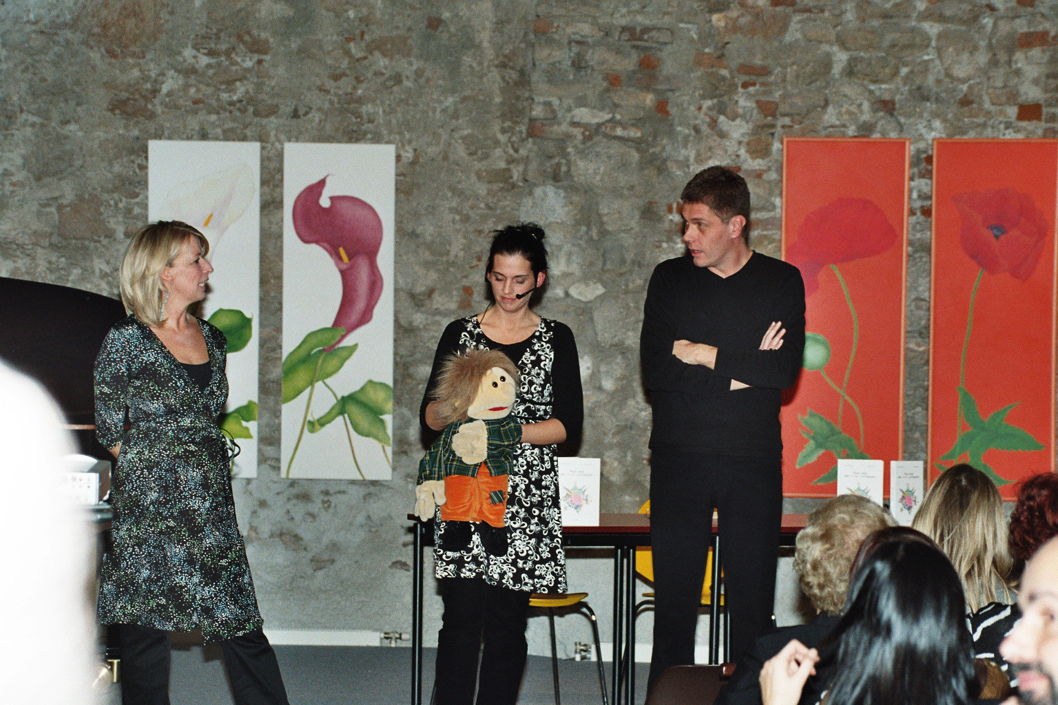 Ines Pfundner, Uschi Riedl-Stich, Peter Stich