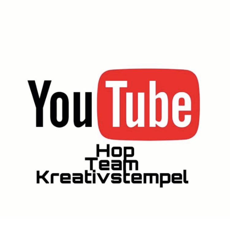 YouTube-Hop - Geschenktasche schwarz-weiß mit einem Farbtupfer