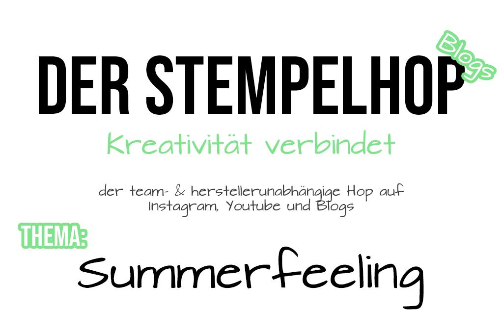 Der Stempelhop - Summerfeeling