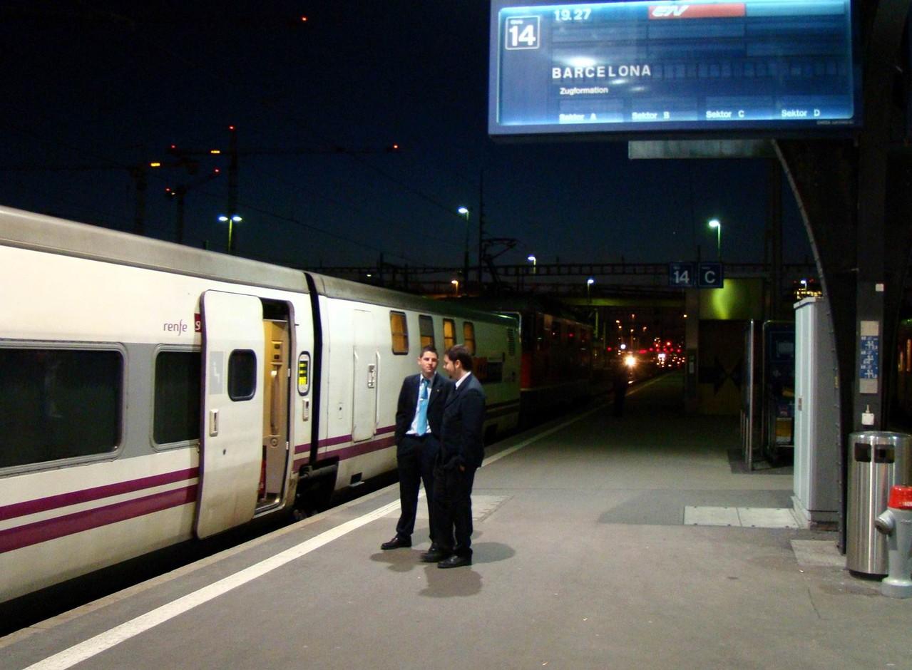 Nachtzug Nach Barcelona