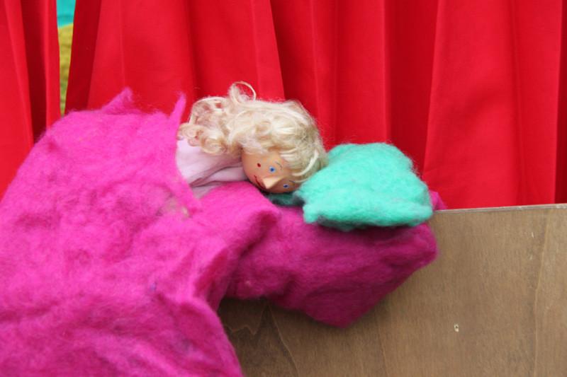 Die schlafende Pipinelli