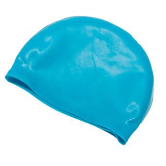 Badekappe blau