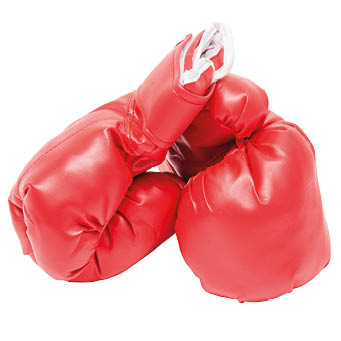 Boxerhandschuhe rot