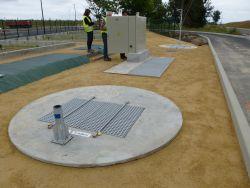 traitement et protection des eaux - génie civil - Pajot entreprise