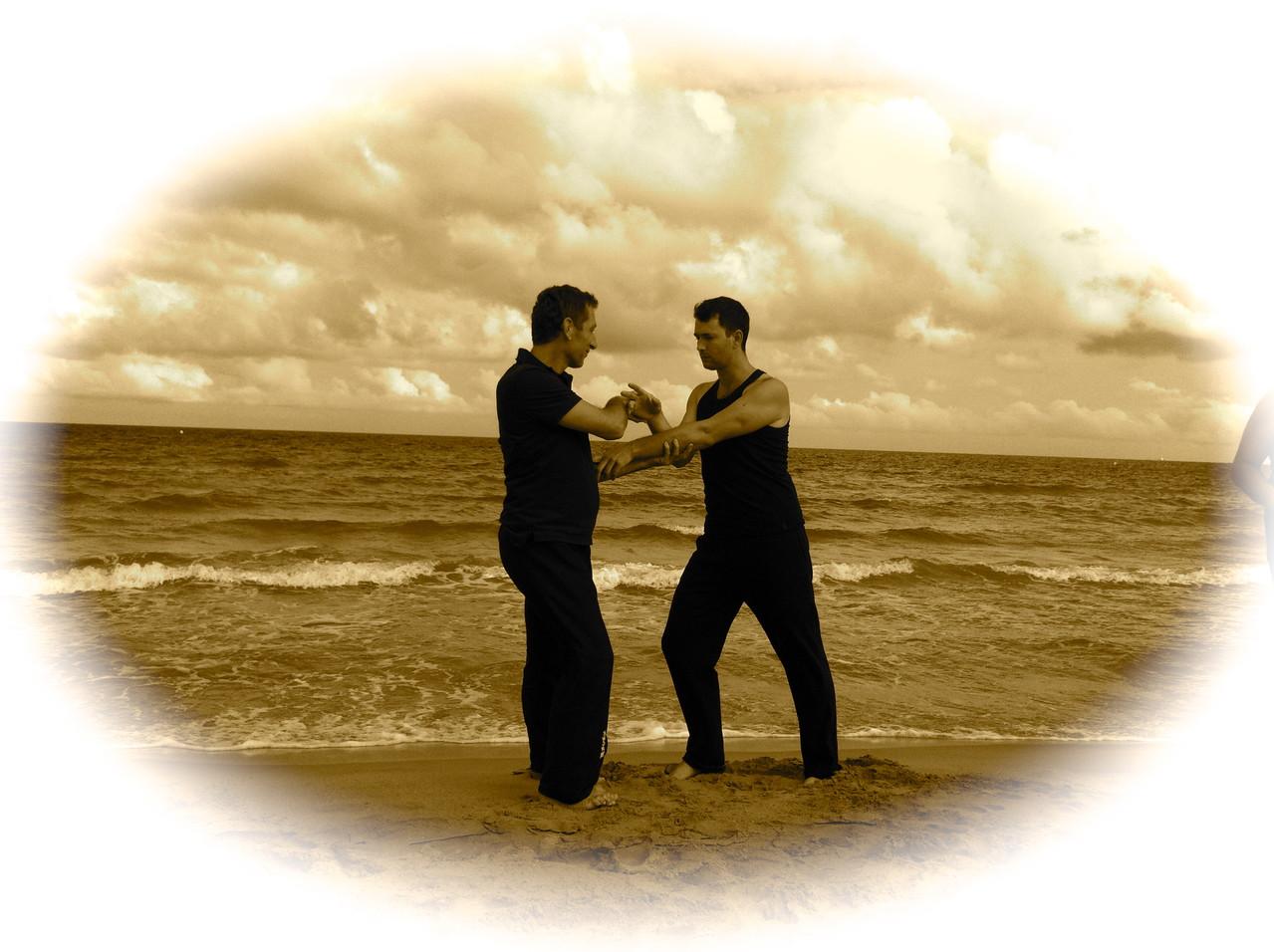 Coryartes / avantgardistische Kampfkunst und Bewegungsschulung