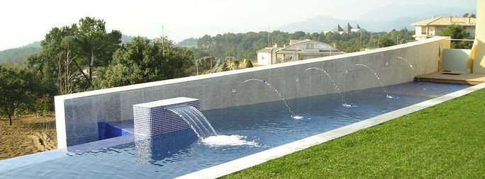 Piscinas de dise o barcelona piscinas unic construcci n de piscinas en barcelona - Piscina en barcelona ...