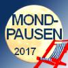 INFOGRAFIKEN zu den MONDPAUSEN im JAHR 2017 - Übersicht