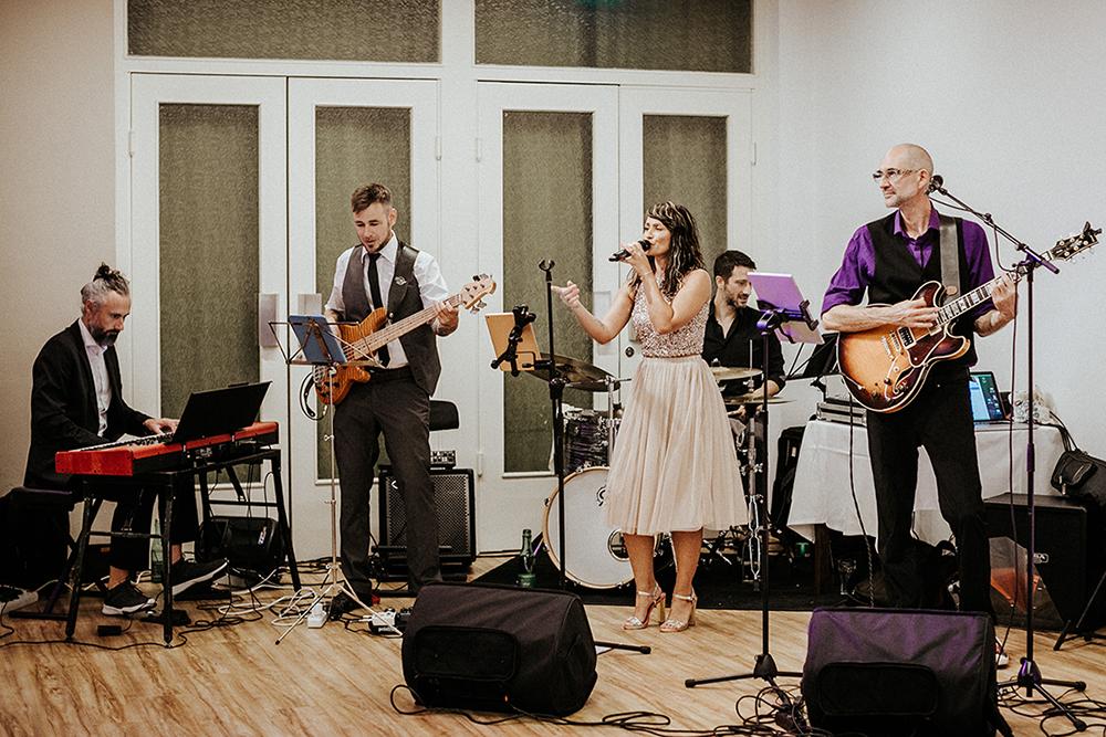Hochzeitsband in Wien und Niederösterreich