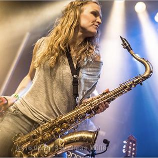Saxophon Solisten live mit DJ