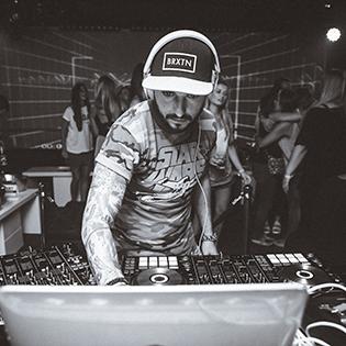 Julian C DJ aus Wien für Hochzeiten